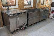Tauchbecken für Wassertransferdruck 2500 x