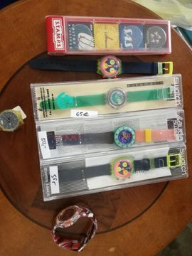 Uhren Swatch: Kleinanzeigen aus Finsing - Rubrik Uhren