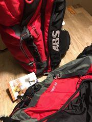 Airbag-Rucksack ABS Lebensretter Skitouren Lawinenschutz