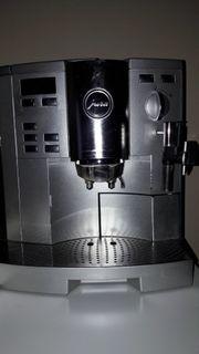 Jura Impressa S9 Cappu platin