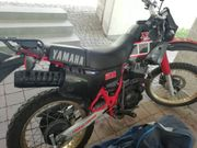 Motorrad Yamaha xt 600