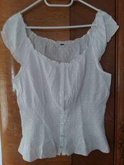 Bluse 36 38 Baumwolle