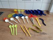 Tupperware - Küchenhelfer Haushaltshelfer Wichteln je