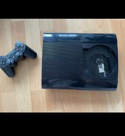 PS3 mit Controller