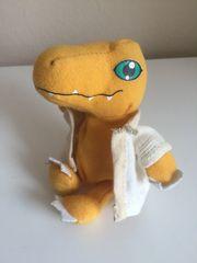 Stoff- Kuscheltier Digimon Agumon -Sammlerstücke-