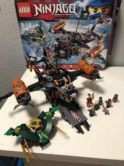 LEGO NINJAGO 70605 - Luftschiff des