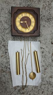 Uhr Wanduhr Pendeluhr von Hermle
