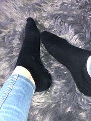 Socken oder Unterwäsche