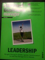 Harvard Business manager Fast vollständige