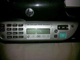 Drucker Drucker HP Officejet 4500: Kleinanzeigen aus Hamburg Bramfeld - Rubrik Tintenstrahldrucker