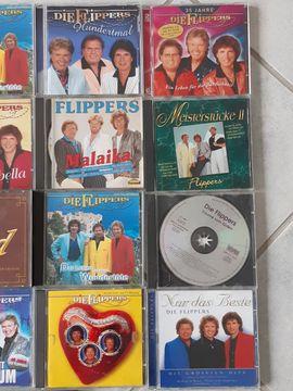 Bild 4 - Die Flippers CD-Sammlung zu verkaufen - Gemmingen