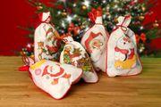 Posten 413 Weihnachtsbeutel -geschenktüten 4