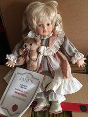 Janus Sammler Puppe Dorothee