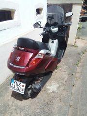Motorroller 125ccm Peugeot Satelis 125