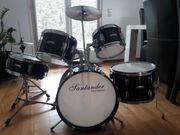 Schlagzeug großes Kinderschlagzeug Komplett Set