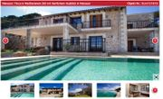 Immobilien Makler Webseite für Real