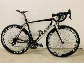 Sonstige Fahrräder - De Rosa R838 Carbon Rennvelo