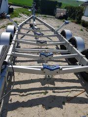 Reserviert Bootstrailer Harbeck zGG 5