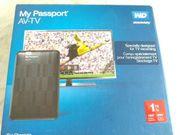 AV TV My Passport Speicher