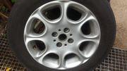 Fiatfelgen mit Reifen