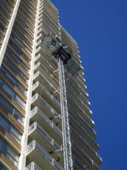 Fassadengerüst Fassadenbühne CMC 2000