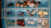 Steine Sammlung