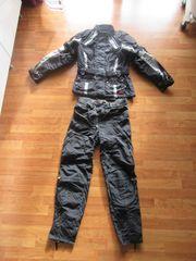 Text Anzug - Jacke und Hose -