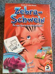 Spiel ZEBRA-SCHWEIN von Schmidt Spiele