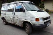 Verkaufe VW T4 BJ91 69PS