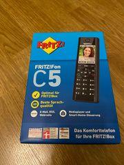 AVM Fritz Fon C5 neu