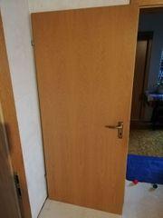 5 komplette Türen Buche Echtholzfunier