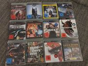 Playstation 3 Spiele FSK 16
