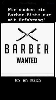 Friseur in oder Barber gesucht