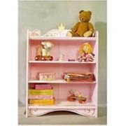 Regal Bücherregal Schrank Prinzessin Lillifee