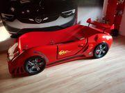 Kinder Auto Bett Redcar mit