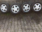 ALU Felgen mit Reifen
