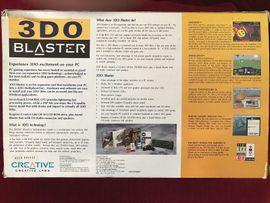 Creative Labs 3DO Blaster boxedunused: Kleinanzeigen aus Karlsruhe Innenstadt-Ost - Rubrik Soundkarten, Lautsprecher