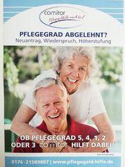 Pflegegrad-Pflegegeldhilfe