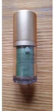 Naturoyale Augen- und Lippenpflege