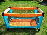 Babybett Kinderbett Reisebett Tragbar Klappbar