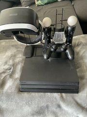 Playstation 4 mit VR SET