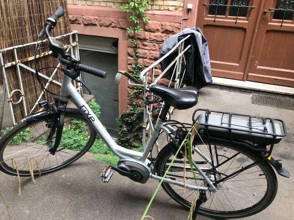 E-Bike Rixe Bordeaux Pedelec B7