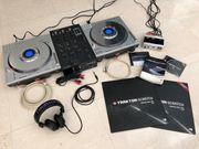 2x Technics SL-DZ 1200 1x