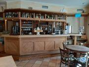 Tresen Bar Gastronomie Theke Schanktisch