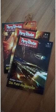 Perry Rhodan Groschenroman Zeitschrift