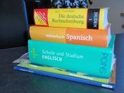 Professionelle Nachhilfe in Englisch Spanisch