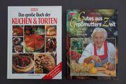 Kochbücher zu verkaufen 2