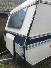 Wohnwagen Adria 570 Bauwagen