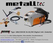 Schweißgerät Rehm Tiger 180 DC