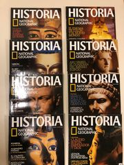 HISTORIA NATIONAL GEOGRAPHIC Zeitschrift spanisch